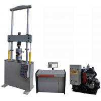 China 30 KN Servo Hydraulic Universal Testing Machine for Mechanical Properties Testing wholesale
