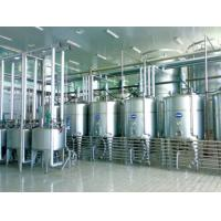 Quality Plastic Cup Package Industrial Yogurt Making Machine 6 Heads 4000 L/H for sale