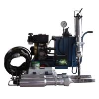 China Hydraulic Rock Splitters with a Diesel engine Driven Hydraulic Power Pack. wholesale