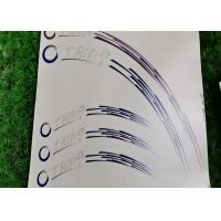 Water Resistant Waterslide Transfer Decorative Decals For Furniture