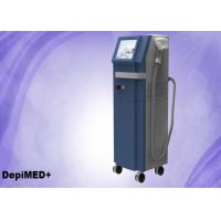 """China 10 Bars 808nm Diode Laser Hair Removal Machine 800W 15x15mm2 10.4"""" wholesale"""