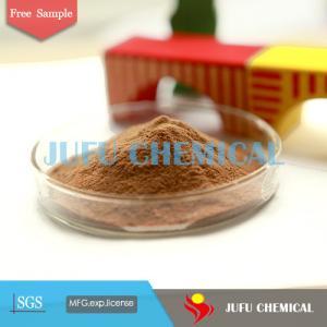 China Lignosulphonate Calcium Admixture for Concrete/Coal Water Slurry and Dispersant of Pesticide/Fertilizer/Leather wholesale