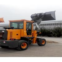 China 1500kg Wheel Loader CE Certificated Best Price & High Quality Payloader For Sale wholesale