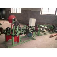 China Automatic Barbed Wire Making Machine , PVC Coated Barbed Wire Fencing Machine wholesale