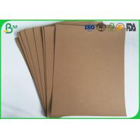 China Virgin Pulp Kraft Liner Paper 250gsm 300gsm 350gsm For Carton Box / Packaging wholesale