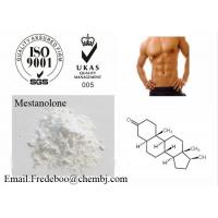 China High Purity Mestanolone White Powder Muscle Building Anabolic Steroid CAS 521-11-9 wholesale