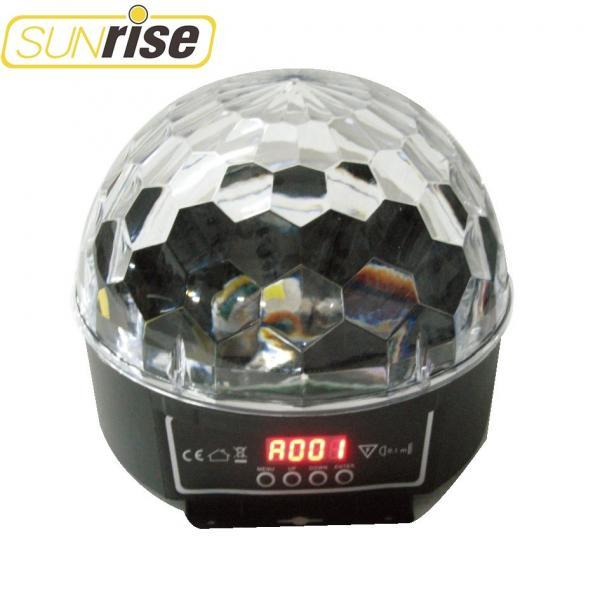 Quality LED Magic Ball Effect Light Disco Party Bulb, Disco  DJ  LED Effect Light for sale