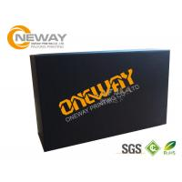 China Products Recycled Cardboard Shoe Boxes , Paper Gift Box For Shoe Storage wholesale
