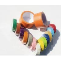 China Customized Thickness PVC Insulation Tape Adhesive Sticker Pvc Tape Flame Retardant wholesale