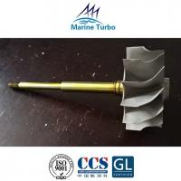 China T- IHI Turbocharger / T- RU110 Turbine Shaft For Marine Engine And Generator Repair Parts wholesale