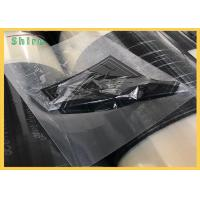 China LOGO Printed Transparent PE Protective Film For PET Film / PVC Protection Film wholesale
