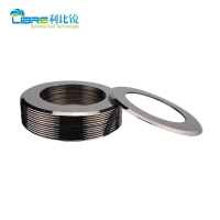 China Tungsten Carbide Top Knife HRA89 For Lithium Battery Slitting wholesale