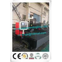 China Automatic Cnc Steel Plate Drilling Machine , H Beam Production Line Welding Beam wholesale