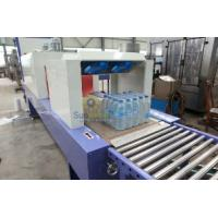 China High Speed Shrink Packaging Equipment , PE Film Beverage Wrapping Machinery wholesale