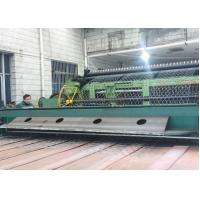 Buy cheap Hexagonal Wire Mesh Gabion Production Line Reno Mattress Machine With CE from wholesalers