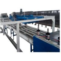 China Fully Automatic Board Making Machine For Interior Fiber Cement Building Finishing wholesale