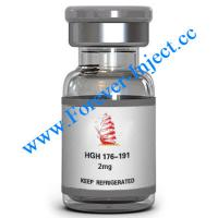 China GH 176-191 ,  GH fragment 176-191, AOD9604 , fragment 176-191 , 2mg , Peptide wholesale