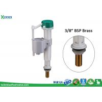 China ABS Pro Toilet Bottom Entry Fill Valve Easy To Adjust Working Water Level wholesale