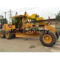 China CAT 140H Reconditioned / Used Motor Graders Equipment With A/C Optional on sale