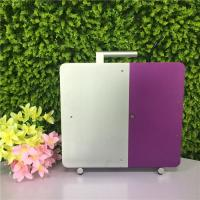 China Purple Electric Stand Alone Hvac Scent Diffuser Machine For 1000 Sqaure Meter wholesale