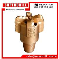 China 6 inch PDC diamond drill bit Matrix body PDC bit for sandstone drilling wholesale