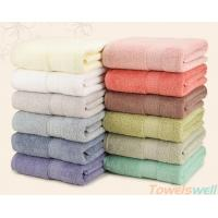 China Lint Free Ultra Soft  Drying fast Super Absorbent Cotton Bath Towels wholesale