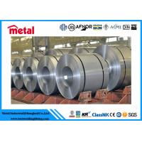 China Galvanized Carbon Steel Coil , High Mechanical Strength Cold Rolled Carbon Steel Sheet wholesale