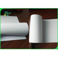 China 70 / 80gsm White Bond Paper , Uncoated Woodfree Offset Printing Paper wholesale
