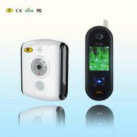 China Black Handheld 2.4ghz Wireless Video Door Phone For Multi Apartments on sale