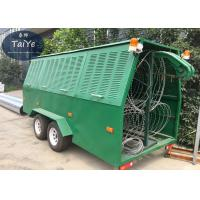 China High Security Razor Tape Wire Rapid Deployment Used In Military Stop Lines wholesale