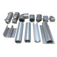 Different Flexible Shape Aluminum Pipe Fittings Connectors Manufactures