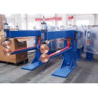 China Wash Basin Auto Welding Machine , 75KVA Adjustable Roller Degree Spot Welding System wholesale