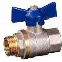 China Brass Ball Valve (YED-A1033) wholesale