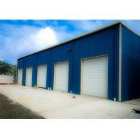 China Prefab Metal Buildings Light Steel  Structure Building With Sandwich Panel wholesale