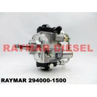 China TOYOTA / HINO N04C Used Denso Diesel Fuel Pump 294000-1501 Standard Size wholesale