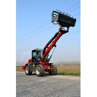 3000kgs CE Certificated Telescopic Loader Manufactures