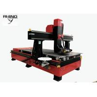 China Industrial CNC Router Table 18 Degrees Tilting ATC Spindle Type For Wood / Foam Mold wholesale