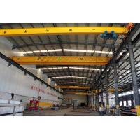 China Crab Framed Electric Single Girder Overhead Cranes For General Engineering Application wholesale