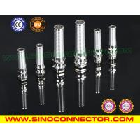 China Brass PG Cable Glands IP68 / IP69K with Stainless Steel Protector wholesale