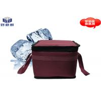 China Thermal Insulation Cold Chain Packaging Cooler Bag 0.9L For Travel Insulated Food Bags wholesale