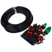 China 25M DIY Automatic Micro Watering System Drippers Watering Garden Hose Kits wholesale
