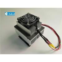 Buy cheap 25W 12VDC Peltier Thermoelectric Cooler Air Conditioner TEC Module Cooling from wholesalers
