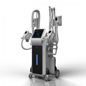 China Weight Loss Double Cryotherapy Fat Freeze Pdt Cryoshape Fat Freezing Machine Nubway wholesale