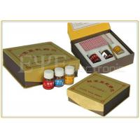 China Poker Cheat Invisible UV Ink Set For Marking Invisible Playing Cards wholesale