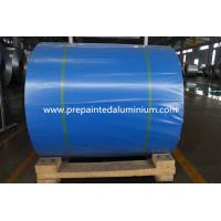 China AA3003 0.72mm Thick Color Coated Aluminum Used For Metal Roofing Material wholesale