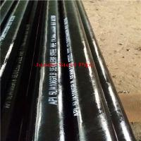China Junde steel pipe company can supply seamless steel pipe with API 5L/ASTM A106 GrB. wholesale