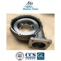 China T- MAN Turbocharger / T- TCR12 Turbocharger Compressor Housing For Marine Engine Spare Parts wholesale