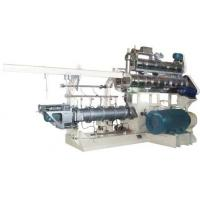 China 3000kgs/h Egypt  twin screw extruder floating fish feed pellet making machine in bangladesh wholesale