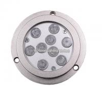 China 27W Blue RGB LED Boat Lights , Waterproof LED Marine Navigation Lights wholesale