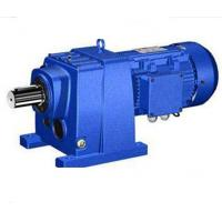 China S series helical  speed reducer gearbox , big ratio Cast iron gear reducer wholesale